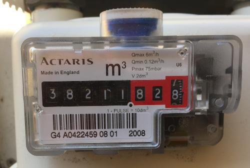 Domestic Metric Gas Meter Uk   TheEnergyShop.com